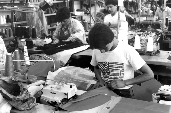 the role of consumers in closing sweatshops Policy debate: does the anti-sweatshop movement help or harm workers in low-wage economies.